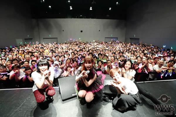 中川翔子、渋谷の新名所にてガールズバンドを擁し、こけら落としライブ!