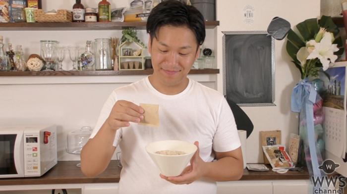 はんにゃ川島章良が、YouTubeでクッキングチャンネルを開設!