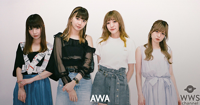 """ガールズバンド・SILENT SIRENが選曲したプレイリストを「AWA」で公開!""""青春""""をテーマに楽曲をセレクト。"""
