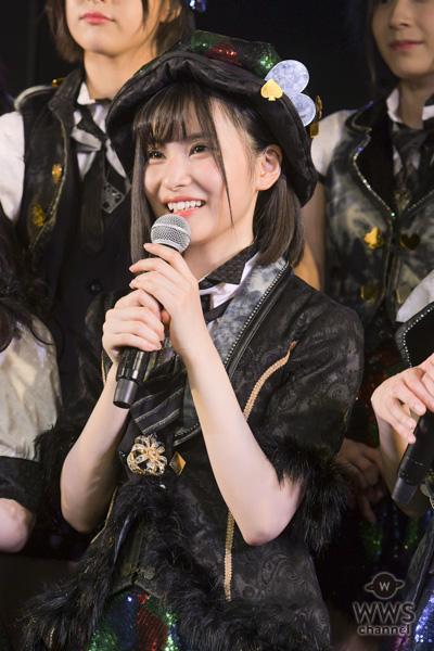 AKB48・高橋朱里チームBが「シアターの女神」公演ゲネプロを開催!「驚きと感動を与えるような公演を作っていきたい」!!