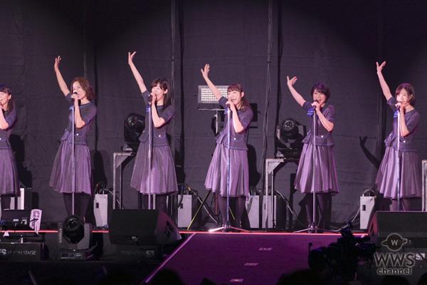 【ライブレポート】東池袋52が「@JAM EXPO」で『愛セゾン』を含む4曲をパフォーマンス!<@JAM EXPO 2018>