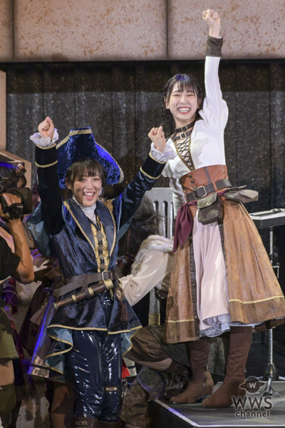 SKE48・北川綾巴ら「栄6期生」が見せた絆と奮闘!<AKB48グループ 第2回ユニットじゃんけん大会>