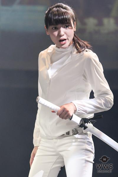元°C-ute・矢島舞美、主演舞台で汗だくの熱演!「LADY OUT LAW!」ゲネプロ開催!!