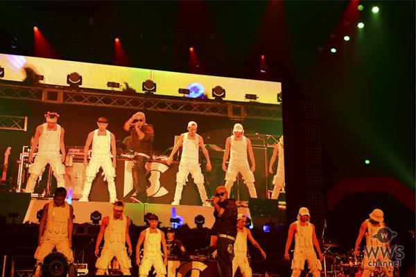 【ライブレポート】三代目、CRAZYBOY&HIROOMI TOSAKAのコラボステージが展開!ドリフェスの大トリを盛大に盛り上げる!!<テレビ朝日ドリームフェスティバル2018>