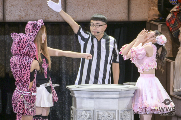 SKE48・岡田美紅、ソロ出場するも「パラパラ同好会」に敗れる!<AKB48グループ 第2回ユニットじゃんけん大会>