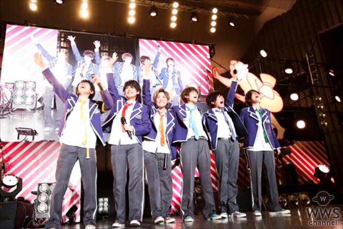 """男装ユニット""""風男塾""""が10周年ライブを開催!ファン投票で決まるセットリストで1位となった曲は?"""