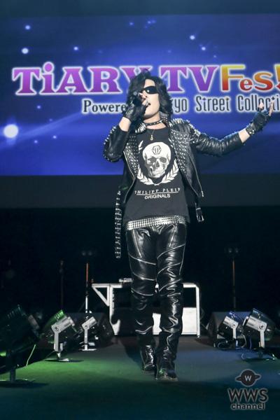 【ライブレポート】X JAPANとB'zが共演!?sa'ToshlがB'zものまね大橋ヒカルとまさかのコラボ実現!!<TiARY TV Fes!! Powered by Tokyo Street Collection>