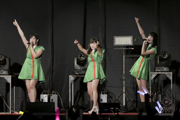 【ライブレポート】夢みるアドレセンスが7人で初の『@JAM EXPO 2018』に出演!最新曲『メロンソーダ』を含む5曲を爽快パフォーマンス!!