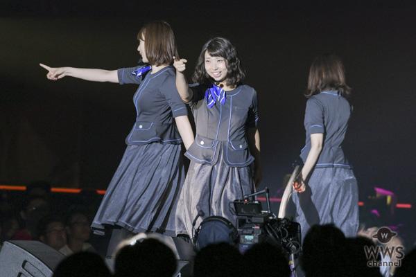 東池袋52が「@JAM EXPO」で『愛セゾン』を含む4曲をパフォーマンス!<@JAM EXPO 2018>