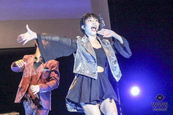 【ライブレポート】TiiiMOが「TSC」のステージに登場し妖しく華やかなパフォーマンスを披露!<TiARY TV Fes!! Powered by Tokyo Street Collection>
