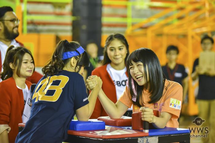 AKB48・川本紗矢がJKT48へ短期留学!現地でグループ対抗大運動会に参加!!「日本とインドネシア?交流が深まるように頑張って行きたい」