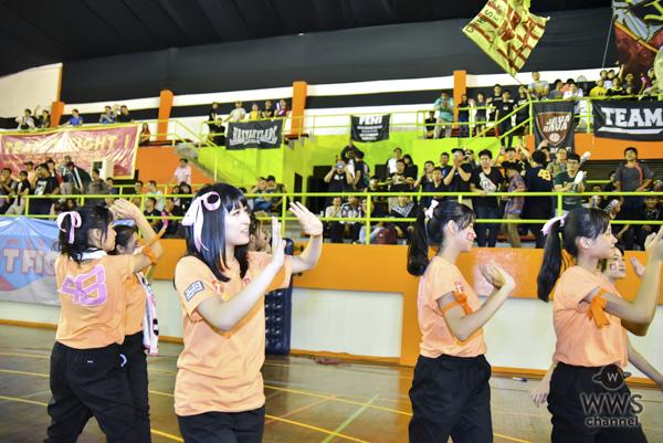 AKB48・川本紗矢がJKT48へ短期留学!現地でグループ対抗大運動会に参加!!「日本とインドネシア交流が深まるように頑張って行きたい」