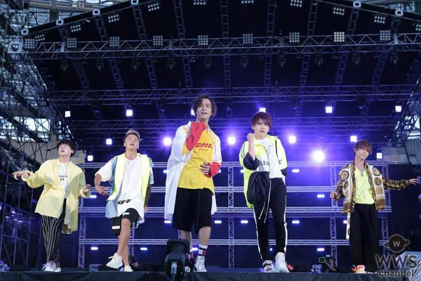 【ライブレポート】Da-iCEが「a-nation」東京公演の初日ステージに出演!『TOKYO MERRY GO ROUND』で華やかにスタートを切る!