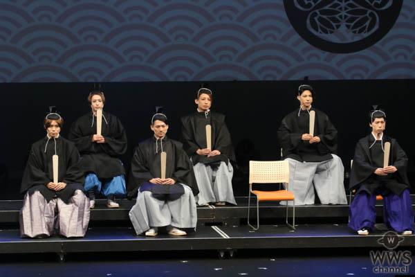 高野洸や溝口琢矢も出演した、『歴タメLive』第3弾開催!歴史上の偉人たちが、現代で芸能活動をしたらどうなる!? 異色の設定に、会場は爆笑の渦に包まれた!