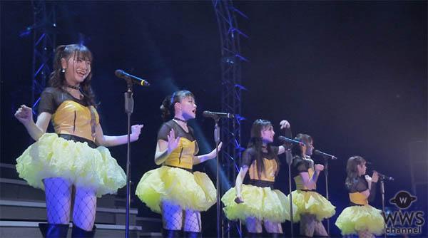 フェアリーズ、先行配信の最新LIVE動画がDA PUMP 『U.S.A.』超えの1位&ベスト10内に5曲ランクイン!!