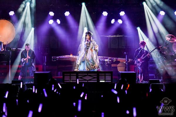 和楽器バンド、2年連続で「和楽器サミット」のメインアクトとして平安神宮ライブを開催!
