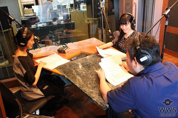 本広克行監督がむちゃぶり!?恒松祐里&宮下かな子がラジオで即興自作ドラマ披露!