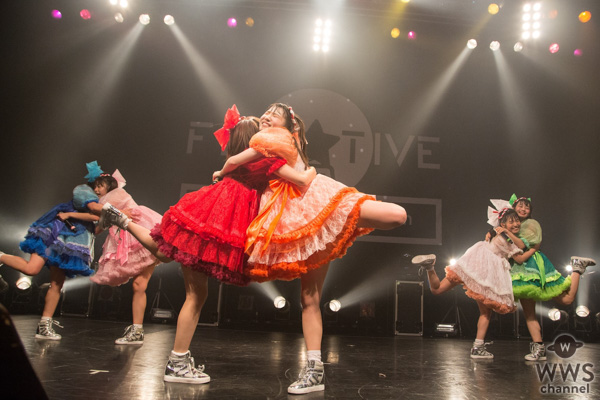 FES☆TIVE新体制初ワンマンで動員800人超!年明けニューシングル発表も!