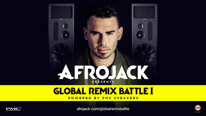 世界トップDJ/音楽プロデューサーAfrojackが 全世界を対象に、世界を舞台に活躍する DJ/プロデューサーの発掘・育成オーディションを開催!