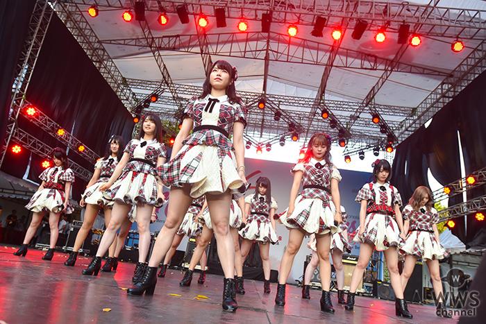 日本インドネシア国交樹立 60 周年記念イベントにてAKB48とJKT48 メンバーの短期交換留学を発表!