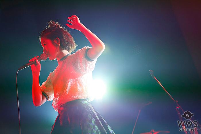 杏沙子、東阪ワンマンライブ「花火の魔法にかかる夜」ファイナル東京公演で1stアルバムリリース&ツアーをサプライズ発表!