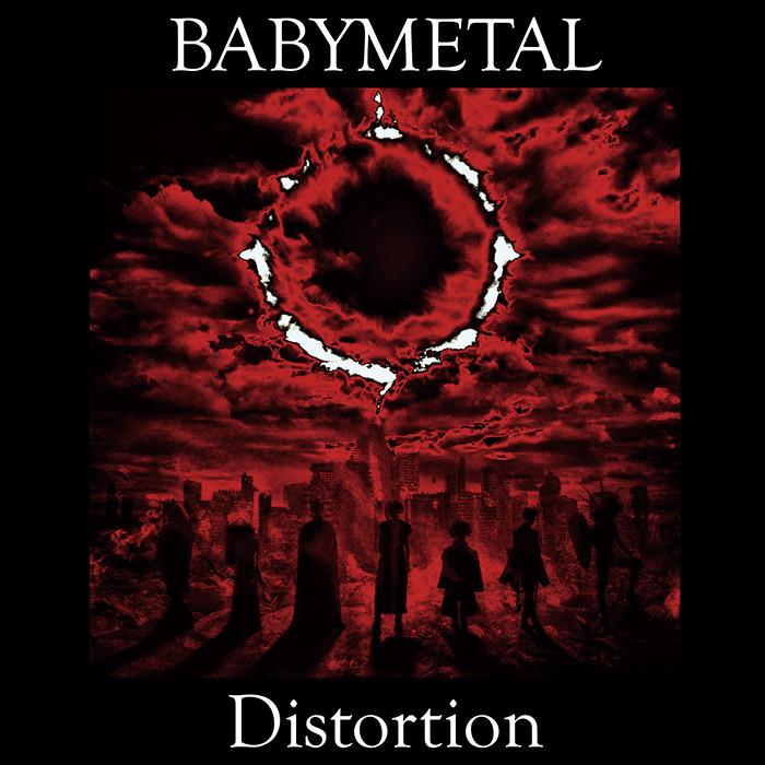 BABYMETAL、「Distortion」最新ライブ映像を公開!アナログのリリースも決定!!