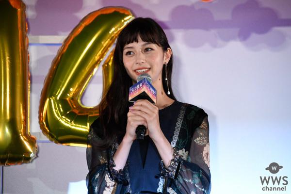 映画『3D彼女』イベントで西野カナが主題歌「Bedtime Story」生披露!中条あやみ&佐野勇斗が思わず「カナやん最高!」