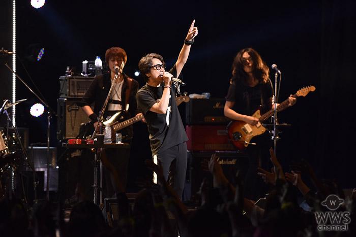 藤井フミヤ、35周年記念・全国ツアーが東京国際フォーラムで開幕!