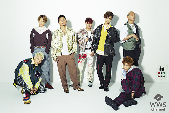 GENERATIONS from EXILE TRIBE、初となる単独ドームツアー最終日のライブをWOWOWで独占放送決定!