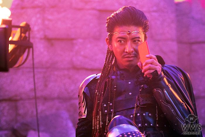 木村拓哉演じる「ギヤ王」いよいよ出陣!新TV-CMギヤ王『軍議』篇が9月14日(金)からオンエア開始!!