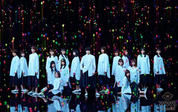 欅坂46、「サイレントマジョリティー」撮影場所の聖地に凱旋!