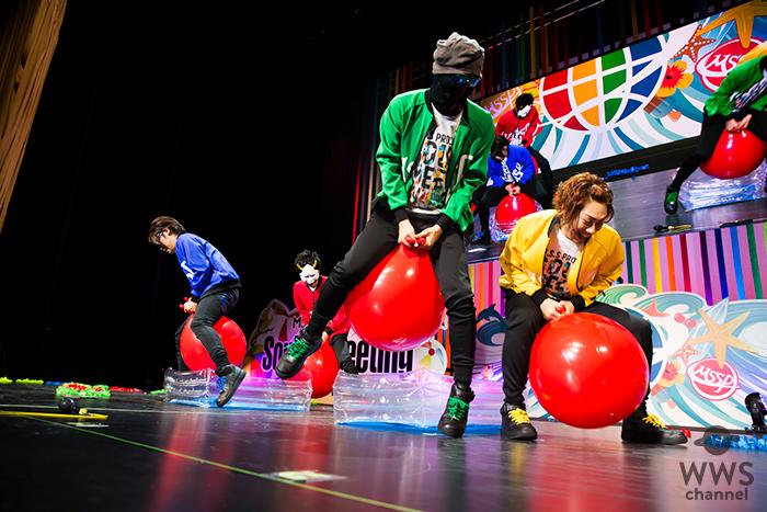 M.S.S Project、全11ヶ所ソールドアウトのファンミーティングツアーのファイナル公演を中野サンプラザで開催!