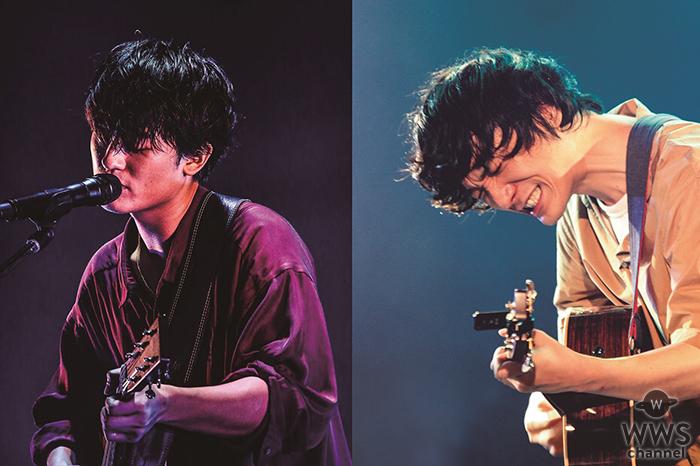 石崎ひゅーい VS 尾崎裕哉、渋谷duoで10月に弾き語り2マンライブを開催!