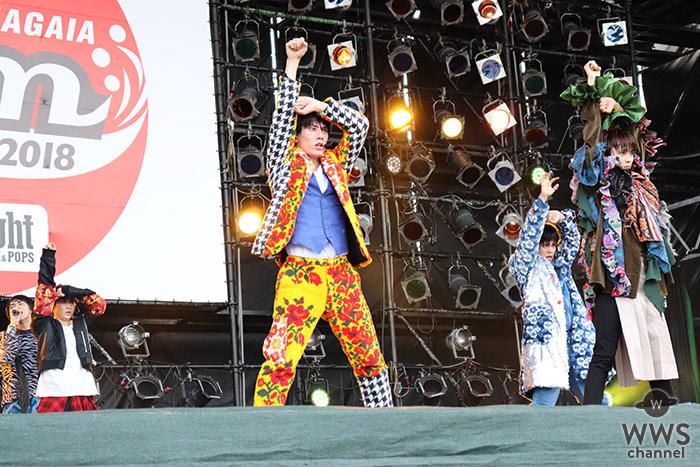 超特急、「UMK SEAGAIA Jam Night2018」に出演!初開通の宮崎で手作り横断幕を掲げる!!