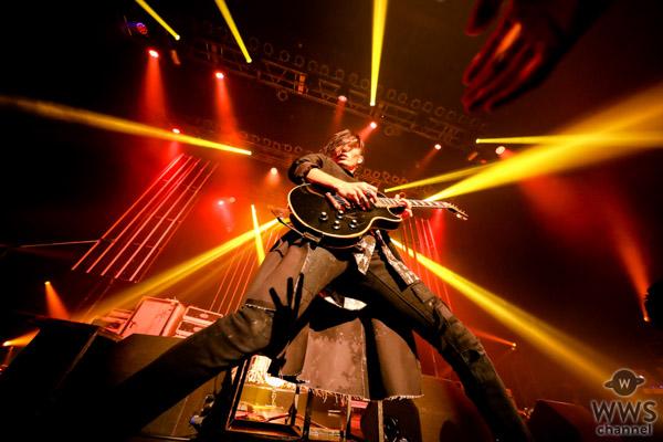 THE ORAL CIGARETTES、バンド最大規模の全国ワンマンツアー 熱狂のライブハウス編スタート!