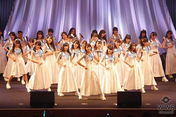 STU48の西日本豪雨災害支援活動「がんばろう!瀬戸内」チャリティーコンサートツアーがスタート!