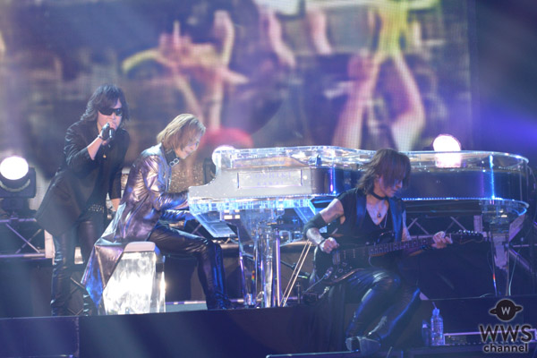 X JAPANがテレビ朝日ドリームフェスティバル 2018初日トリで貫禄を見せつける!幕張に響いた「紅」の大合唱!!