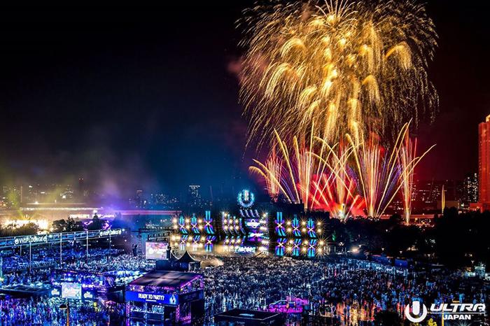 9月15、16、17日お台場にて開催される「ULTRA JAPAN 2018」のライブ映像がTwitchとAmazonにてライブストリーミング配信決定!