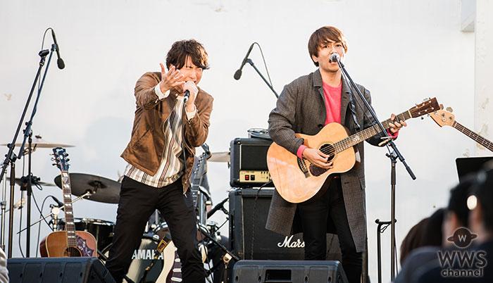 男性フォークデュオ・TANEBI が初の主催フェスを新宿伊勢丹で開催!「TANEBIとして新たな一歩を踏み出せた」