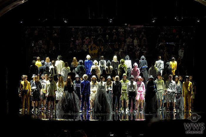 オニツカタイガーが早稲田大学でファッションショーを初開催!2019 Spring Summer Global Collectionを発表!!