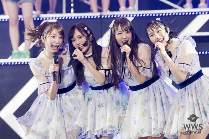 NMB48・山本彩、卒業曲『僕だって泣いちゃうよ』を初披露!『NMB48 8th Anniversary LIVE』開催!!