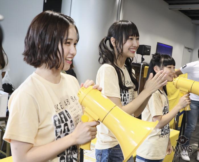 SKE48・グループ結成から10周年、物販も大盛り上がり!北川愛乃の絵画展も開催!<SKE48 10周年記念特別公演>