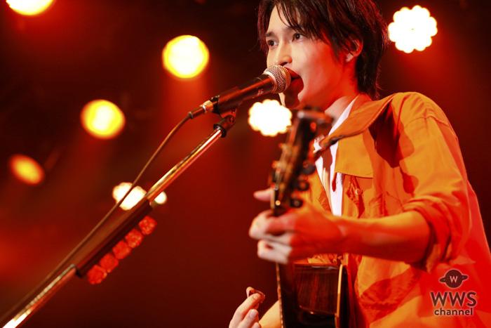 阪本奨悟、東名阪ツアーが終幕!「みなさんにいただいたものを次に繋げます!!」