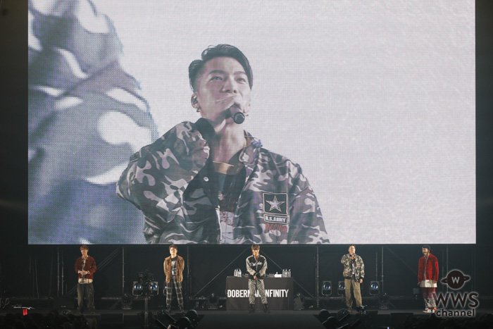 DOBERMAN INFINITYが「TGC北九州2018」のライブステージに登場!圧倒的パフォーマンスで観客圧倒!!<takagi presents TGC KITAKYUSHU 2018 by TOKYO GIRLS COLLECTION>