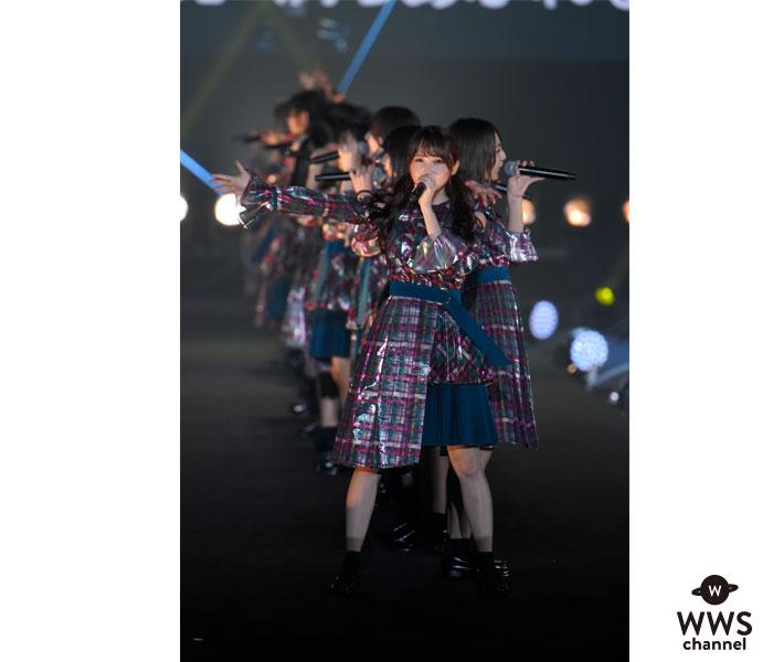 けやき坂46が「TGC」にアーティストとして初登場!会場を歓喜の渦で染め上げる!!<takagi presents TGC KITAKYUSHU 2018 by TOKYO GIRLS COLLECTION>
