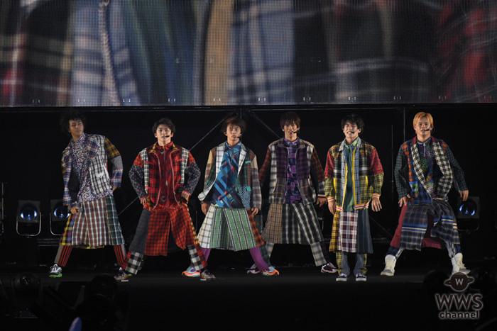 【写真特集8枚】超特急が「TGC北九州2018」のライブステージに登場!<takagi presents TGC KITAKYUSHU 2018 by TOKYO GIRLS COLLECTION>