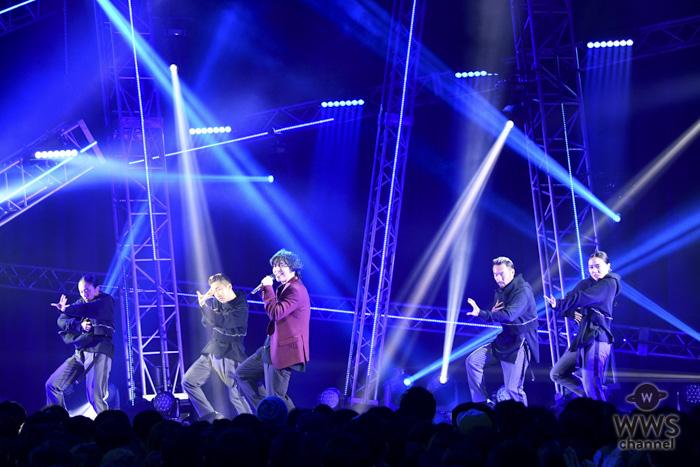 【ライブレポート】三浦大知が「MTV VMAJ 2018 -THE LIVE-」に出演!「最優秀アーティスト賞」受賞に「この世界にないものを作り出していきたい」!!<VIDEO MUSIC AWARDS JAPAN 2018>