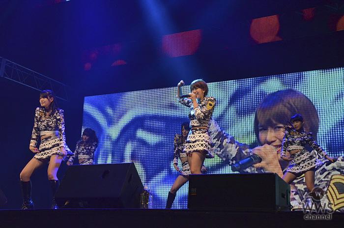 ℃-ute ハロ―!プロジェクトから初のカウントダウン・ジャパンに出演!