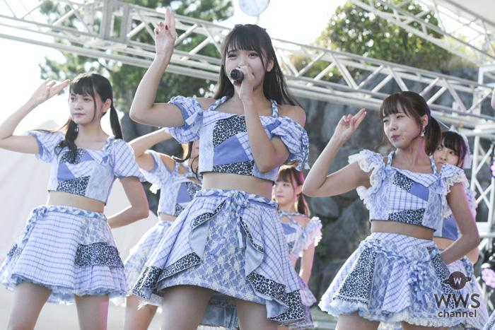 【ライブレポート】アキシブprojectが「OISOアイドルビーチ2018」に出演!夢をあきらめたくなる人へ向けたエナジーソングで希望を届ける!!