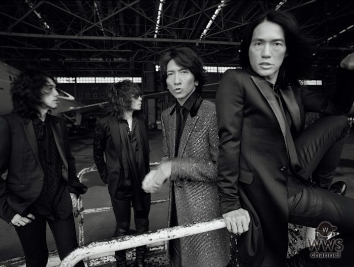 THE YELLOW MONKEYの新曲『天道虫』が、ドラマ『天 天和通りの快男児』主題歌に決定!!